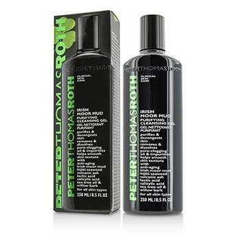 Peter Thomas Roth Irish Moor Mud Gel Limpiador Purificante  250ml/8.5oz