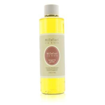 Millefiori Via Brera Fragrance Diffuser Refill - Tangerine Garden  250ml/8.45oz