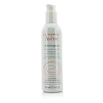 Avene Antirougeurs Redness-Relief Dermo-Cleansing Milk - For Sensitive Skin  300ml/10.14oz
