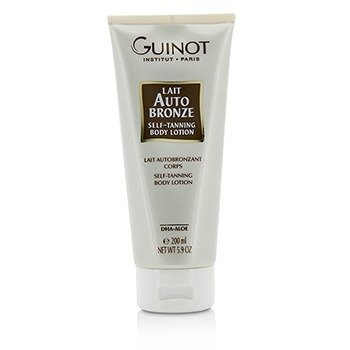 Guinot Lait Auto Bronze Self-Tanning Body Lotion  200ml/5.9oz