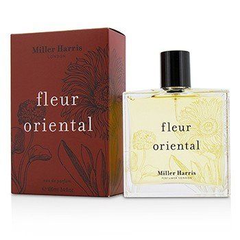 Miller Harris Fleur Oriental Eau De Parfum Spray (New Packaging)  100ml/3.4oz