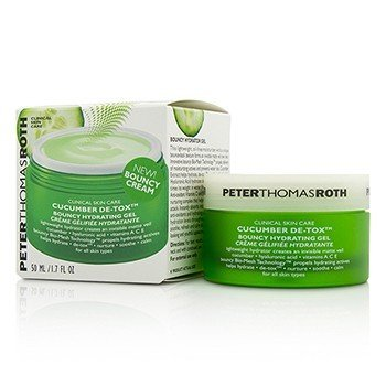 Peter Thomas Roth Cucumber De-Tox Bouncy Gel Hidratante  50ml/1.7oz