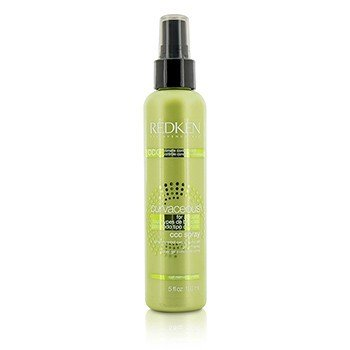 רדקן Curvaceous CCC Spray Climate Control Caring Spray-Gel (For All Curls)  150ml/5oz