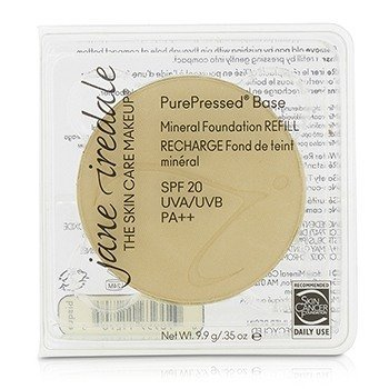 Jane Iredale PurePressed Base Mineral Foundation Refill SPF 20 - Bisque  9.9g/0.35oz
