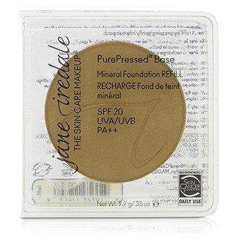Jane Iredale PurePressed Base Mineral Foundation Refill SPF 20 - Latte  9.9g/0.35oz