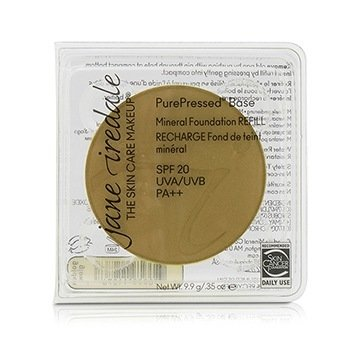 ジェーンアイルデール PurePressed Base Mineral Foundation Refill SPF 20 - Golden Glow  9.9g/0.35oz