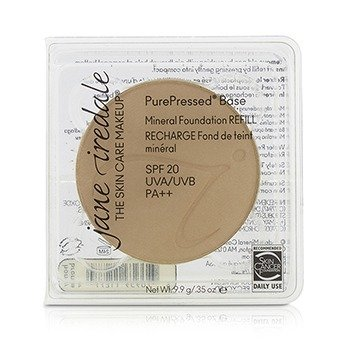 Jane Iredale PurePressed Base Base Mineral Repuesto SPF 20 - Honey Bronze  9.9g/0.35oz