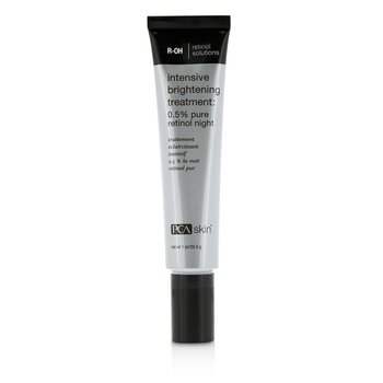 PCA Skin Intensive Brightening Treatment 0.5% Pure Retinol Night  29.5g/1oz