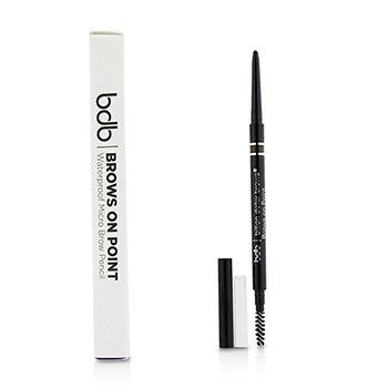 Billion Dollar Brows Brows On Point Waterproof Micro Brow Pencil - Taupe  0.045g/0.002oz