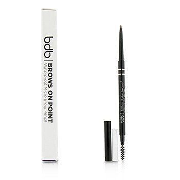 Billion Dollar Brows Brows On Point Micro Lápiz de Cejas A Prueba de Agua - Raven  0.045g/0.002oz