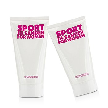 Jil Sander Sander Sport For Women Shower Gel Duo Pack  2x150ml/5oz