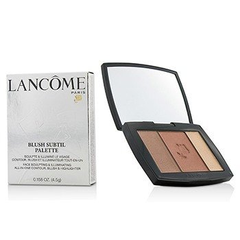 Lancôme Blush Subtil Palette (3x Colours Powder Blusher) - # 310 New Nude (US Verison)  4.5g/0.158oz