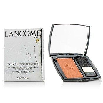 Lancome Blush Subtil Shimmer - No. 183 Shimmer Sunset Seduction (US Version)  5.1g/0.18oz