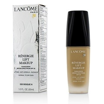 Lancome Renergie Lift Makeup SPF20 - # 330 Bisque N (US Version)  30ml/1oz