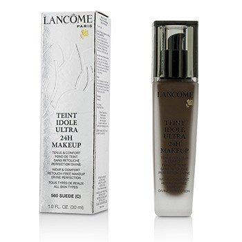 Lancome Teint Idole Ultra 24H Wear & Comfort Foundation - # 560 Suede C (US Version)  30ml/1oz