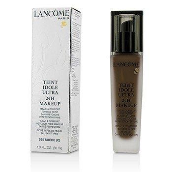 Lancome Teint Idole Ultra 24H Wear & Comfort Foundation - # 555 Suede C (US Version)  30ml/1oz
