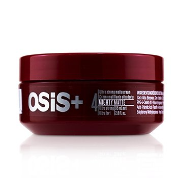 Schwarzkopf Krem do stylizacji Osis+ Mighty Matte Ultra Strong Matte Cream (Ultra Strong)  85ml/2.8oz