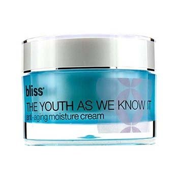 Bliss The Youth As We Know It Yaşlanma Karşıtı Nemlendirici Krem  50ml/1.7oz