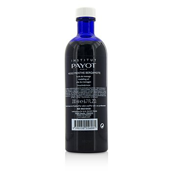 Payot Huile Menthe Bergamote Моделирующее Масло - Салонный Продукт  200ml/6.7oz
