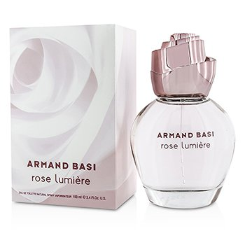 Armand Basi Rose Lumiere Eau De Toilette Spray  100ml/3.4oz