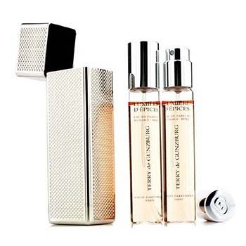 By Terry Lumiere D'epices Eau De Parfum Purse Spray  2x8.5ml/0.28oz