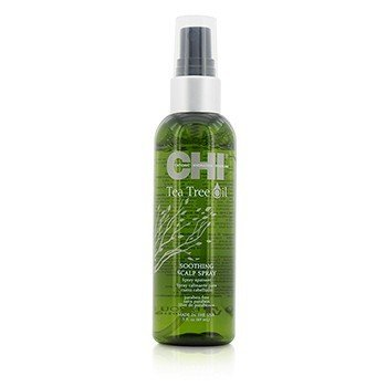 CHI Tea Tree Oil Spray Calmante de Cuero Cabello  89ml/3oz