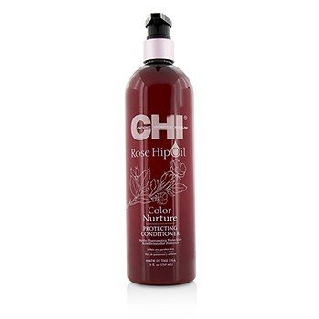 CHI Rose Hip Oil Color Nurture Protecting Conditioner  739ml/25oz