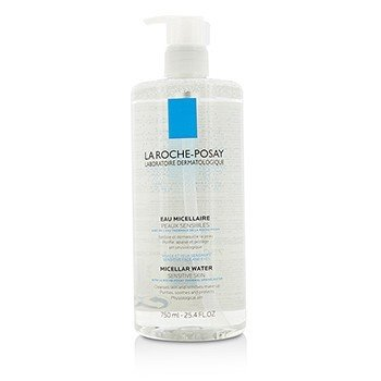 La Roche Posay Physiological Eau Micellaire Solution (Agua Micelar) - Piel Sensible  750ml/25oz