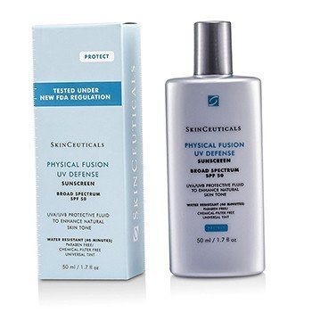 Skin Ceuticals Physical Fusion UV Defense SPF 50 (Exp. Date: 08/2017)  50ml/1.7oz