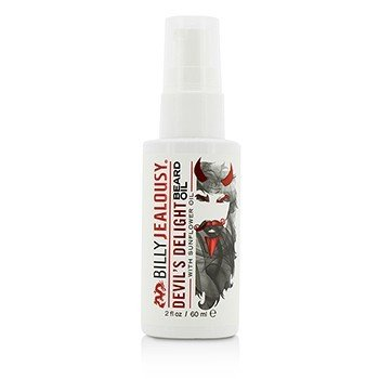 Billy Jealousy Olejek do brody Devil's Delight Beard Oil with Sunflower Oil  60ml/2oz