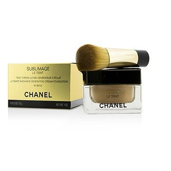 Chanel Kremowy podkład do twarzy Sublimage Le Teint Ultimate Radiance Generating Cream Foundation - # 60 Beige  30g/1oz