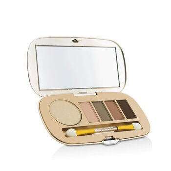 Jane Iredale Naturally Matte Eye Shadow Kit (New Packaging)  9.6g/0.34oz