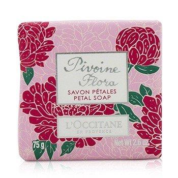 ロクシタン Pivoine Flora Petal Soap  75g/2.6oz