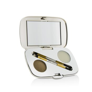 ג'יין אירידל GreatShape Eyebrow Kit (1x Brow Powder, 1x Brow Wax, 1x Applicator) - Blonde  2.5g/0.085oz
