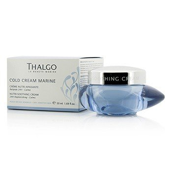 Thalgo Cold Cream Marine Nutri-Soothing Cream - For Dry, Sensitive Skin  50ml/1.69oz