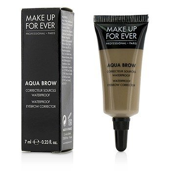Make Up For Ever Aqua Brow Waterproof Eyebrow Corrector - # 10 (Light Blond)  7ml/0.23oz