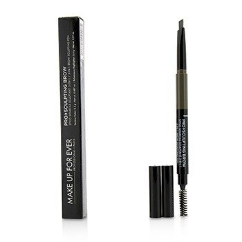 Make Up For Ever Pro Sculpting Brow 3 In 1 Brow Sculpting Pen - # 50 (Brown Black)  0.6g/0.017oz