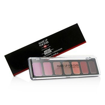 Make Up For Ever Artist Rouge 7 Lipstick Palette - # 1  7x1g/0.03oz