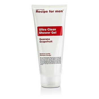 Recipe For Men Gel de Ducha Ultra Claro  200ml/6.7oz