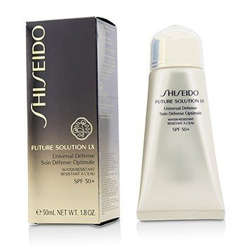Shiseido Future Solution LX Defensa Universal SPF 50  50ml/1.8oz