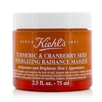 קיאלס Turmeric & Cranberry Seed Energizing Radiance Masque  75ml/2.5oz