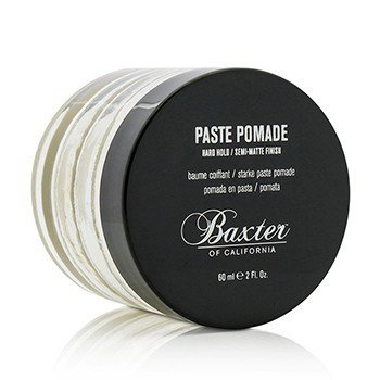 Baxter Of California Paste Pomada (Agarre Duro / Acabado Semi-Mate)  60ml/2oz