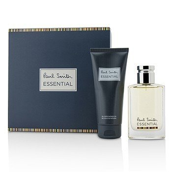 Paul Smith Essential Coffret: Eau De Toilette Spray 50ml/1.7oz + Gel de Ducha 100ml/3.3oz  2pcs