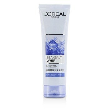 歐萊雅 Sea-Salt Whip Foam Cleanser With Bergamot Extract - For Combination Skin  125ml/4.2oz