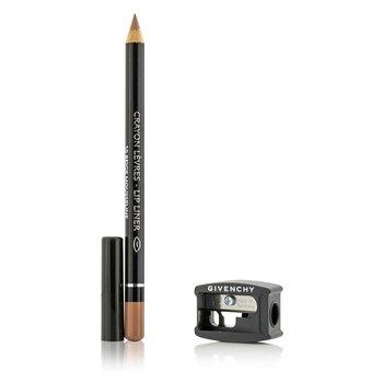 Givenchy قلم شفاه (مع مبراة) - # 10 Beige Mousseline  1.1g/0.03oz