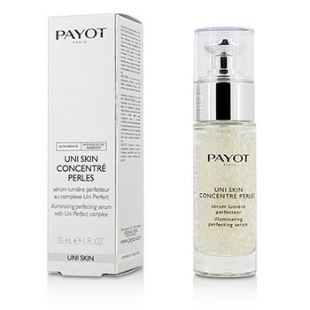 Payot Serum do twarzy na noc Uni Skin Concentre Perles Illuminating Perfecting Serum  30ml/1oz