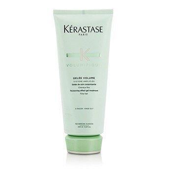 เคเรสตาส Resistance Volumifique Thickening Effect Gel Treatment (For Fine Hair)  200ml/6.8oz