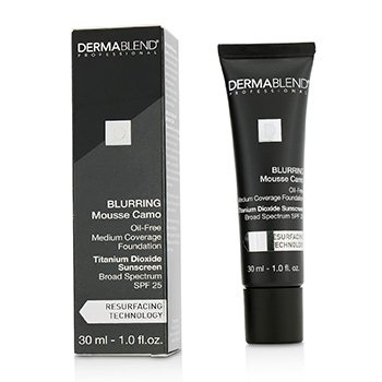 Dermablend Blurring Mousee Camo Base Libre de Aceite SPF 25 (Cobertura Media) - #15C Buff  30ml/1oz