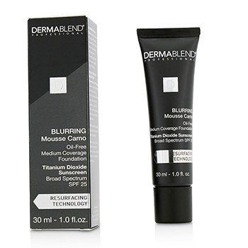 Dermablend Blurring Mousee Camo Oil Free Foundation SPF 25 (Medium Coverage) - #35N Wheat  30ml/1oz
