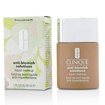 Clinique Anti Blemish Solutions Liquid Makeup - # 16 Fresh Porcelain Beige  30ml/1oz